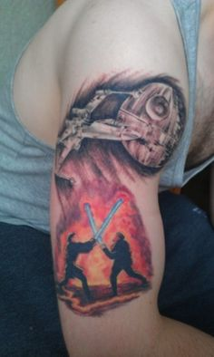 #starwars #tattoos