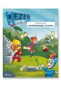 Lezergame Leestraining - Oefenmap traject 2 - AVI Lezen in de lagere school Family Guy, Guys, School, Fictional Characters, Schools, Boyfriends, Fantasy Characters, Men, Boys