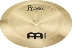 """Meinl Byzance 18 Inch Traditional China by Meinl Cymbals. $285.57. Meinl Byzance 18"""" China. Save 45% Off! How To Play Drums, Drum Kits, Drum Shop, Snare Drum, Percussion, Musical Instruments, Musicals, Traditional, Guitar"""
