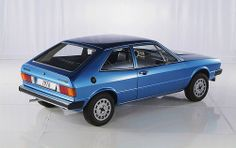 1976 VW Scirocco GTI Type 53