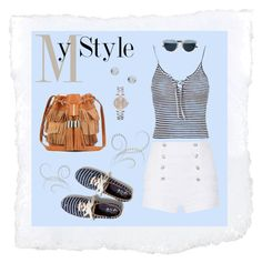 """""""Summer #12 - """"My Style"""""""" by sammers-i on Polyvore featuring Pierre Balmain, Keds, See by Chloé, Christian Dior and Cartier"""