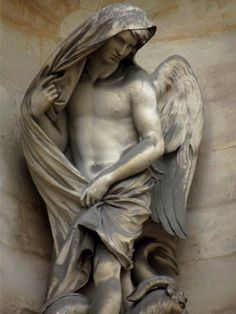 The angels in the Bible were strong warriors .