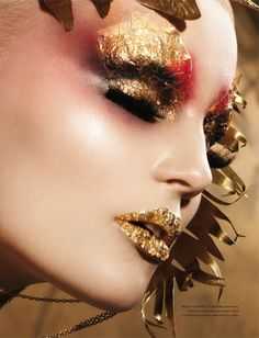 Golden Mermaid | Paco Peregrín #photography | Vision China