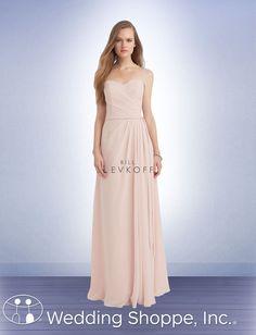 Bill Levkoff Bridesmaid Dress 1130