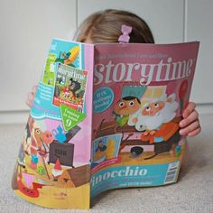 Storytime Magazine 12 Month Subscription