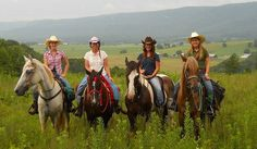 Try our 'Old Fashioned Family Farm Stay' at the Tennessee Guest Ranch! Enjoy the breathtaking views of the Sequatchie Valley from every direction of the Tennessee Guest Ranch! Taste life as it was in the Western Riding, Trail Riding, Dude Ranch Vacations, Tennessee Girls, Tennessee Vacation, Tennessee Attractions, Horse Camp, Guest Ranch, Horse Ranch