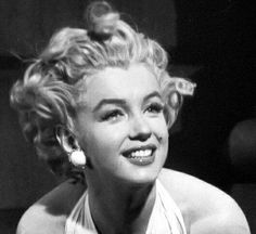"""Marilyn on the set of """"The Seven Year Itch"""", 1954."""