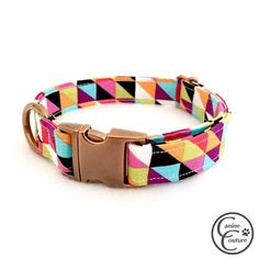 Colourful Traingle print collar in copper hardware is stunning!! This collar would look super cute on all types of coats in all colours! . Purchase from: www.caninecouture.nz caninecouture@hotmail.com Or message us on Instagram . #caninecouturenz #frenchie #pug #shopsmall #maltese #yorkie #dogsofinstagram #puppygram #pinscher #puppy #dog #dogue #pomeranian #doberman #labrador #golden #bostonterrier #cute #dogcollar #iggy #italiangreyhound #iggiesofinstagram #highclass #fancypup #husky…