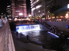 Seoul. Great redevelopment of the inner city