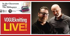 Have y'all heard the news? We're going to be teaching at Vogue Knitting Live in Pasadena May 13-15 2016 Go to the Vogue Knitting Live website and use the drop down menu to see our full list of classes. We'll be teaching design finishing and even a beginning crochet class! Check out the site for more details and reserve your seats today! . . . #ShibaguyzLIVE #vogueknittinglivepasadena #vogueknittinglive #knitting #knittersofinstagram #knittingclass #crochet #crocheting #crochetersofinstagram…