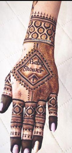 Baby Mehndi Design, Round Mehndi Design, Modern Henna Designs, Mehandhi Designs, Back Hand Mehndi Designs, Latest Bridal Mehndi Designs, Mehndi Designs For Girls, Mehndi Designs For Beginners, Mehndi Design Photos