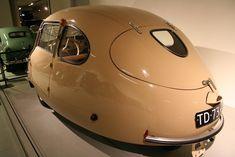 1955 Bambino 200 ~ Built inThe Netherlands
