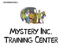 Scooby Doo Mystery Party by oh! rubbish! blog
