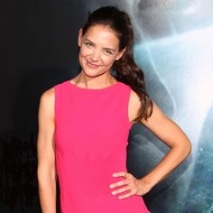 It's atypical for celebrities to turn the tables and ask questions during an interview. And who would expectKatie Holmes to be one of them?
