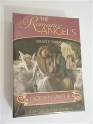 Doreen Virtue - Romance Angel Cards The Romance Angels are a group of cherubic angels who are focused upon all things love related. Anyone can call upon these beings, and they're able to help unlimited numbers of people simultaneously. Doreen Virtue, Angel Cards, Guide Book, Numbers, Angels, Romance, Group, People, Romantic Things