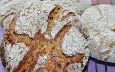 Recept Pšeničný chlebíček s kroupami Cooking Recipes, Healthy Recipes, Healthy Food, Bread, Food, Healthy Foods, Healthy Food Recipes, Healthy Eating Recipes