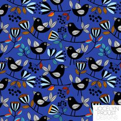 Surtex kicks off in just under a week, and Jocelyn Proust will be exhibiting there for the second time alongside her Four Corners Art Collective col