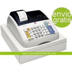 cajasregistradoras.com les ofrece la caja registradora olivetti ecr 7700 x 144€ IVA y Envio incluidos.