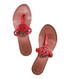 Mini Miller Flat Thong Sandal