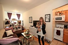 Living Large in Tiny Spaces - The New York Times
