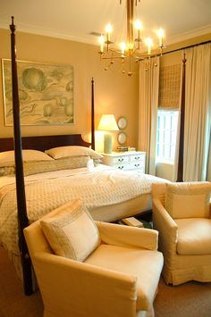 This is the a bedroom in the Coastal Living Ultimate Beach House in Rosemary Beach.  I was there. It is beautiful.