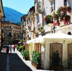 Introdacqua, L'Aquila, Abruzzo, Italy.  My mother's home town.