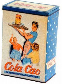 Quién [no] recuerda estas míticas latas? Qué mayor soy, rediós! ;)
