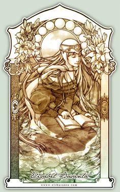Tarot . The High Priestess by lely.deviantart.com on @deviantART