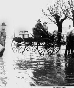 Harrisburg Flood ----- Harrisburg Oregon by curtisirish, via Flickr