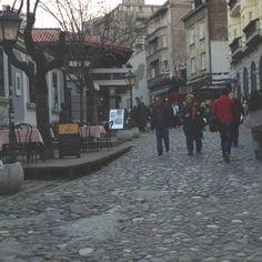Skadarska i Belgrad