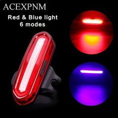 120 Lumens Led Waterproof Tail Light Bicycle Taillight For Bicycle Usb Rechargeable Reflector Rear Lights Bike Lamp Accessories Usb, Bicycle Lights, Bike Light, Buy Bike, Mtb Bicycle, Hot Bikes, Bicycle Accessories, Tail Light, Mountain Biking
