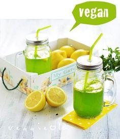 Lemoniada z pietruszki Cantaloupe, Paleo, Smoothies, Meals, Vegan, Fruit, Cooking, Recipes, Blog