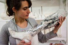 The Art of Designer Artificial Limbs - The Atlantic