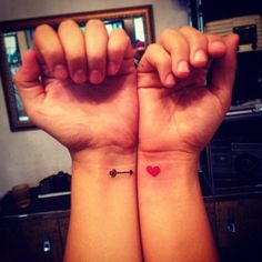15 Awesome and Romantic Couples' Tattoos - PBJ | Guff