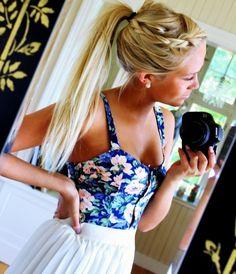 blonde blonde blonde.