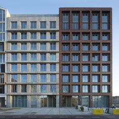 Gallery of Houthaven Blok 0 – Plots 8 & 9 / Marcel Lok_Architect - 3