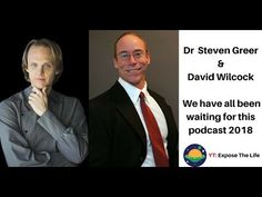 Steven Greer & David Wilcock - We have all been waiting for this podcast. Secret Space, Waiting, David, Music, Youtube, Musica, Musik, Muziek, Music Activities