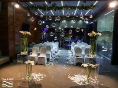 wedding ceremony calla