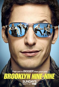[PHOTO] 'Brooklyn Nine-Nine' Season 3 Poster: Andy Samberg | TVLine