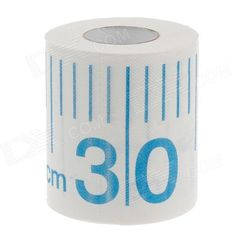 Brand: N/A; Model: N/A; Quantity: 1 piece(s) per pack; Color: White + blue; Material: Native wood pulp; Specification: Total length: 18m, 170 sections; Other Features: Use soy ink print pattern, passed SGS test, safe to use; Packing List: 1 x Roll tissue; http://j.mp/1v32PRQ
