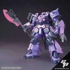 HG GPB-06F Super Custom Zaku F2000