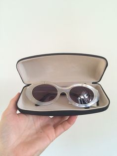 JEAN PAUL GAULTIER Pearlescent sunglasses by MYSELFshop on Etsy