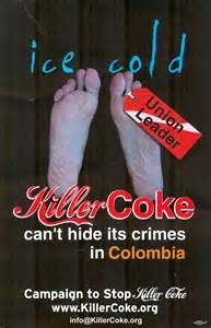 Critical Talking Points from the Campaign to Stop Killer Coke