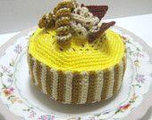 Crochet Food Pattern Macaroon Crochet Pattern PDF Macaroons. $3,50, via Etsy.