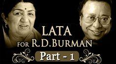 Lata Mangeshkar for R.D Burman Jukebox 1 - Top 10 Lata & R.D.Burman Songs