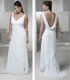Robe de mariée décolleté dos  Mariée Discount