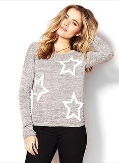 Star Sweater - Sweaters - Garage