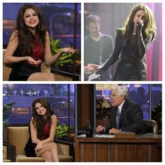 Selena Gomez (7/23/13) #TonightShow