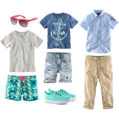 Toddler // Boys H  M Summer 2013