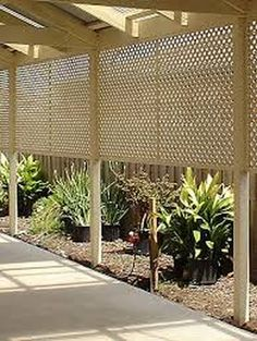 Creative Privacy Fence Ideas For Gardens And Backyards (41) #PrivacyLandscape
